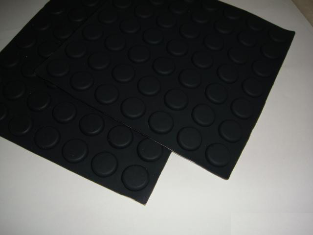 Self Adhesive Rubber Feet-3